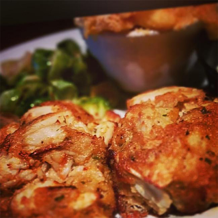 Mama's On the Half Shell | A Baltimore Oyster House